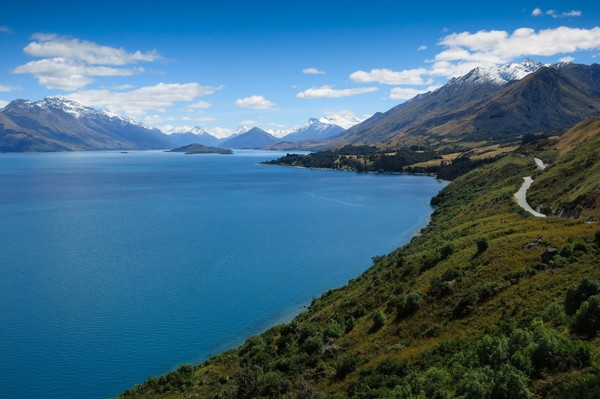 Road to Glenorchy Bennetts Bluff Paul