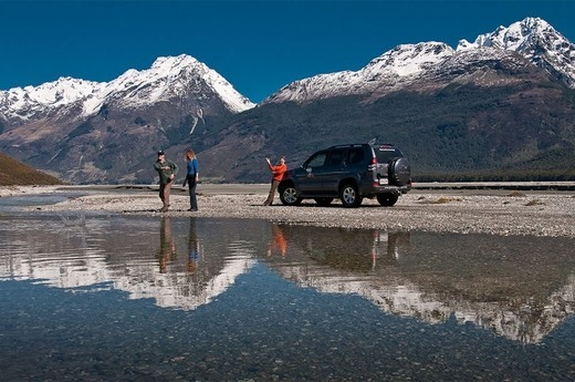 glenorchy journeys 4wd